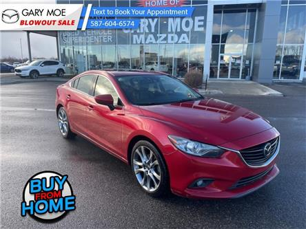 2015 Mazda MAZDA6 GT (Stk: 20-3570A) in Lethbridge - Image 1 of 28