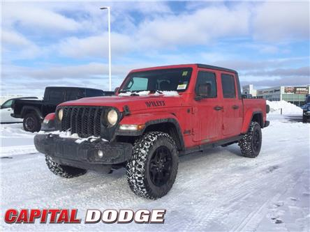 2021 Jeep Gladiator Sport S (Stk: M00161) in Kanata - Image 1 of 23