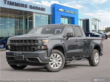 2021 Chevrolet Silverado 1500 Silverado Custom (Stk: 21279) in Timmins - Image 1 of 23