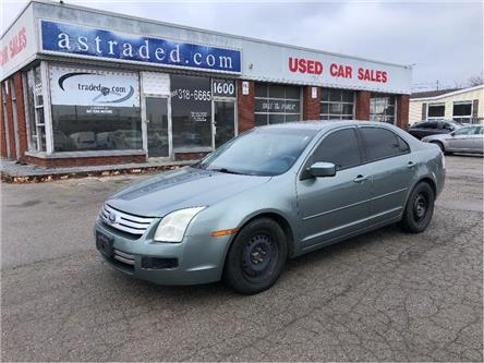 2006 Ford Fusion SE (Stk: 21-7521A) in Hamilton - Image 1 of 21