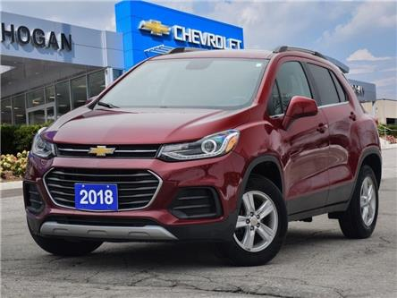 2018 Chevrolet Trax LT (Stk: A176530) in Scarborough - Image 1 of 28