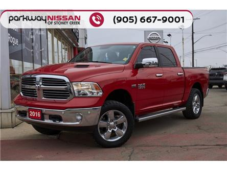 2016 RAM 1500 SLT (Stk: N1765) in Hamilton - Image 1 of 20