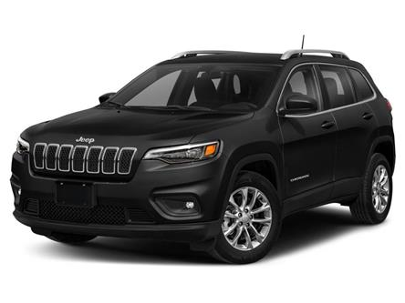 2021 Jeep Cherokee North (Stk: M00181) in Kanata - Image 1 of 9