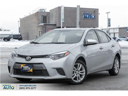 2016 Toyota Corolla LE (Stk: 727302) in Milton - Image 1 of 19