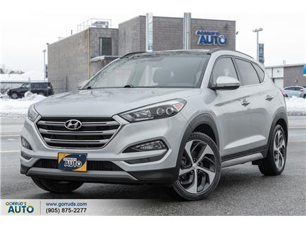 2017 Hyundai Tucson Limited (Stk: 424377) in Milton - Image 1 of 23