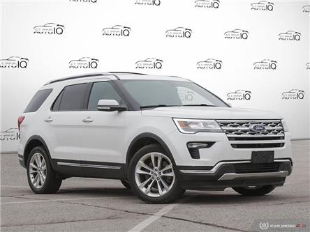 2018 Ford Explorer Limited (Stk: 0T819A) in Oakville - Image 1 of 27