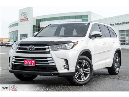 2017 Toyota Highlander Limited (Stk: 432164) in Milton - Image 1 of 24