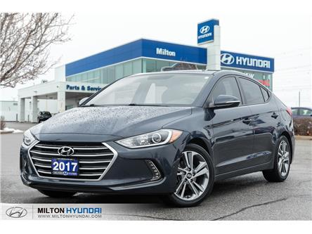 2017 Hyundai Elantra GLS (Stk: 187718A) in Milton - Image 1 of 21