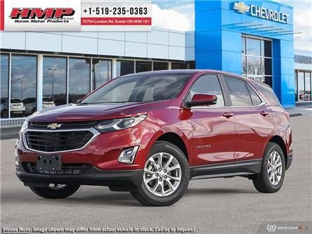 2021 Chevrolet Equinox LT (Stk: 89638) in Exeter - Image 1 of 10