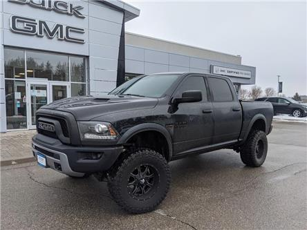 2016 RAM 1500 Rebel (Stk: 21231A) in Orangeville - Image 1 of 20