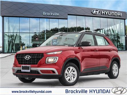 2021 Hyundai Venue Preferred w/Two-Tone (Stk: R21113) in Brockville - Image 1 of 24