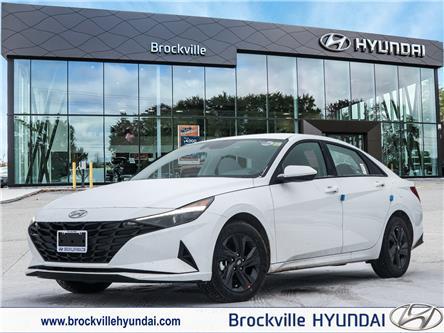 2021 Hyundai Elantra  (Stk: R21135) in Brockville - Image 1 of 24