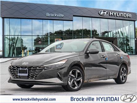 2021 Hyundai Elantra  (Stk: R21137) in Brockville - Image 1 of 28