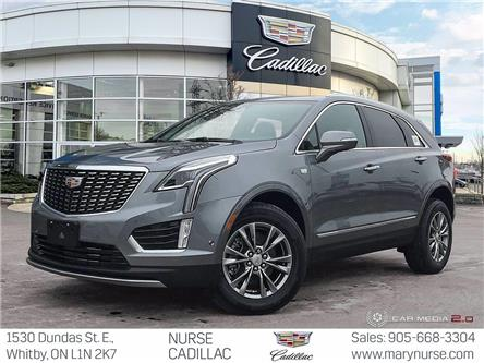 2021 Cadillac XT5 Premium Luxury (Stk: 21K099) in Whitby - Image 1 of 26