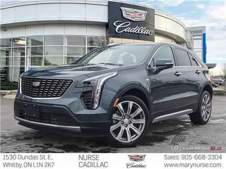 2021 Cadillac XT4 Premium Luxury (Stk: 21K098) in Whitby - Image 1 of 26