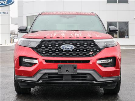 2020 Ford Explorer ST (Stk: SA1150) in Smiths Falls - Image 1 of 29