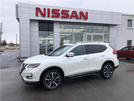 2017 Nissan Rogue SL Platinum (Stk: P370) in Sarnia - Image 1 of 20