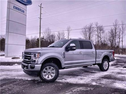 2020 Ford F-250  (Stk: 41-0051) in Embrun - Image 1 of 28