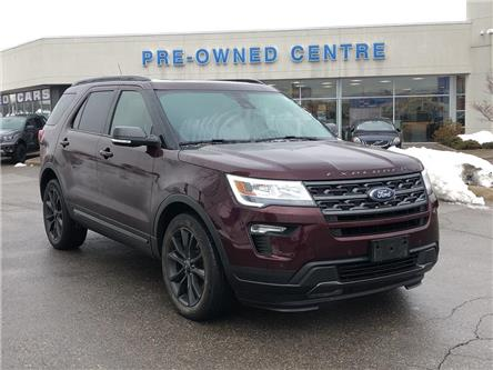 2019 Ford Explorer XLT (Stk: P10016A) in Brampton - Image 1 of 7