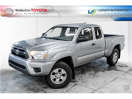 2014 Toyota Tacoma Base V6 (Stk: 21079B) in Kincardine - Image 1 of 19