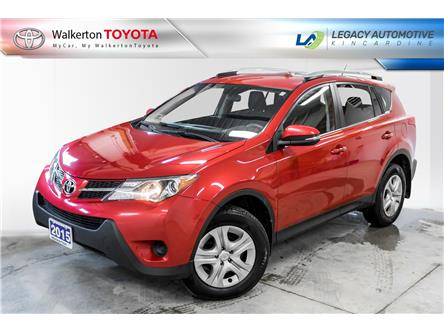 2015 Toyota RAV4 LE (Stk: 21120A) in Kincardine - Image 1 of 18