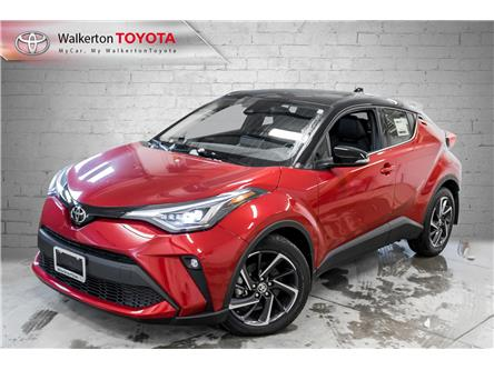 2021 Toyota C-HR Limited (Stk: 21029) in Walkerton - Image 1 of 16