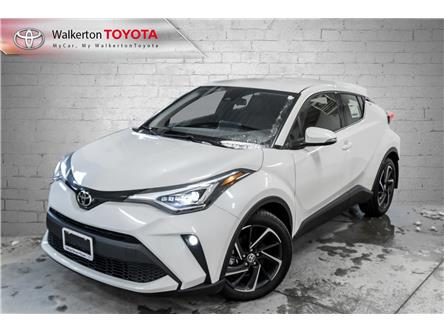 2021 Toyota C-HR Limited (Stk: 21051) in Walkerton - Image 1 of 18