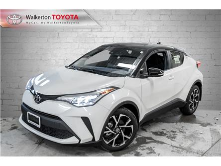 2021 Toyota C-HR XLE Premium (Stk: 21072) in Walkerton - Image 1 of 17