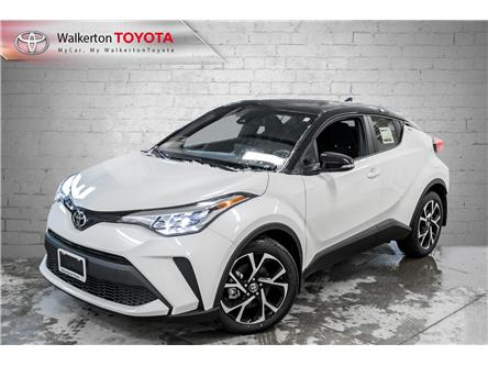2021 Toyota C-HR XLE Premium (Stk: 21091) in Walkerton - Image 1 of 16