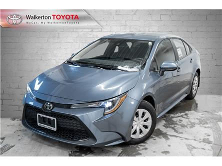 2021 Toyota Corolla LE (Stk: 21093) in Walkerton - Image 1 of 17