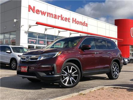 2019 Honda Pilot Touring (Stk: 21-2026A) in Newmarket - Image 1 of 24