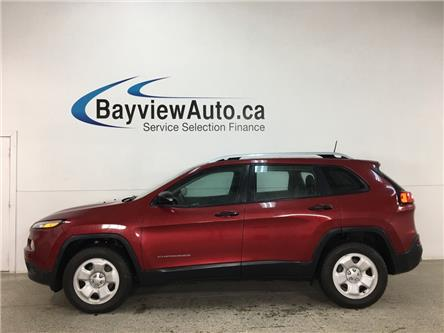 2016 Jeep Cherokee Sport (Stk: 37377JA) in Belleville - Image 1 of 8