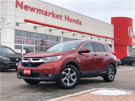 2018 Honda CR-V EX-L (Stk: 20-3164A) in Newmarket - Image 1 of 21