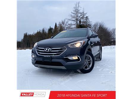 2018 Hyundai Santa Fe Sport  (Stk: U5887A) in Woodstock - Image 1 of 10