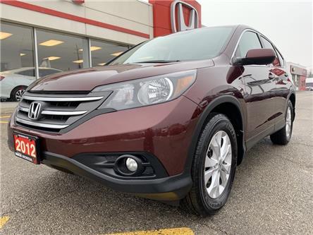 2012 Honda CR-V EX-L (Stk: -) in Simcoe - Image 1 of 19