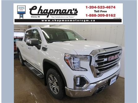 2021 GMC Sierra 1500 SLT (Stk: 21-058) in KILLARNEY - Image 1 of 37