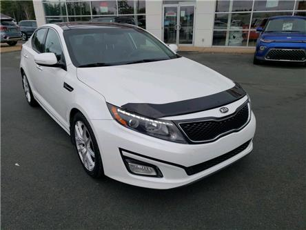 2015 Kia Optima EX Luxury (Stk: U844) in Hebbville - Image 1 of 29