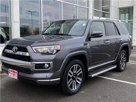 2019 Toyota 4Runner SR5 (Stk: W5242) in Cobourg - Image 1 of 28