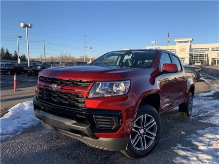 2021 Chevrolet Colorado WT (Stk: M1191980) in Calgary - Image 1 of 27