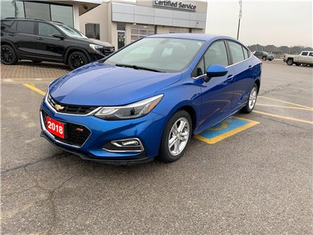 2018 Chevrolet Cruze LT Auto (Stk: 109850) in Strathroy - Image 1 of 10
