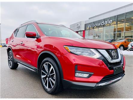 2017 Nissan Rogue SL Platinum (Stk: N1359A) in Thornhill - Image 1 of 21