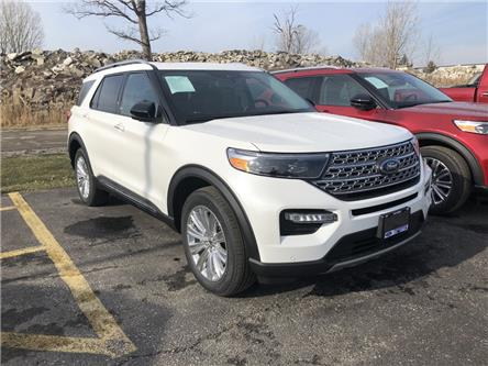 2021 Ford Explorer Limited (Stk: MNA03879) in Wallaceburg - Image 1 of 17