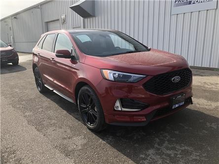 2020 Ford Edge ST Line (Stk: LBB68008) in Wallaceburg - Image 1 of 15