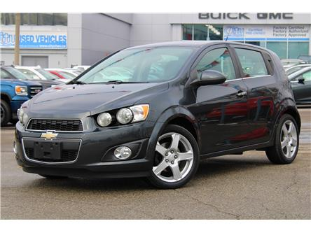 2014 Chevrolet Sonic LT Auto (Stk: R12725A) in Toronto - Image 1 of 31