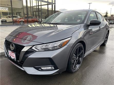 2021 Nissan Sentra SR (Stk: C21017) in Kamloops - Image 1 of 25