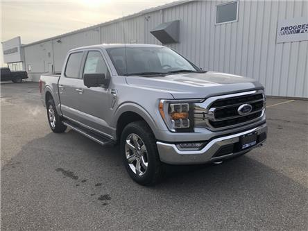 2021 Ford F-150 XLT (Stk: MFA35663) in Wallaceburg - Image 1 of 15