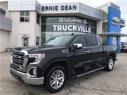 2021 GMC Sierra 1500 SLT (Stk: 15639) in Alliston - Image 1 of 26