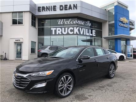 2021 Chevrolet Malibu Premier (Stk: 15637) in Alliston - Image 1 of 18