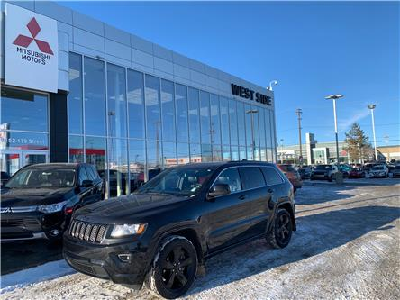 2015 Jeep Grand Cherokee Limited (Stk: 22708A) in Edmonton - Image 1 of 22
