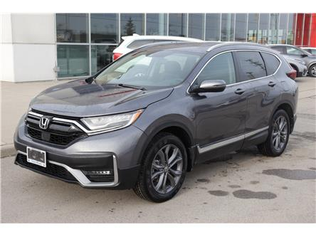 2021 Honda CR-V Touring (Stk: CR-12731) in Brampton - Image 1 of 23